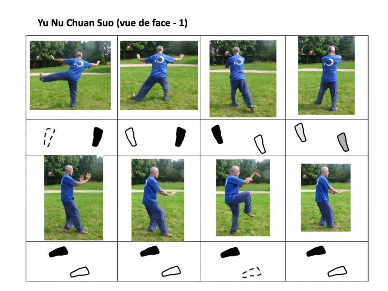 Yu Nu Chuan Suo